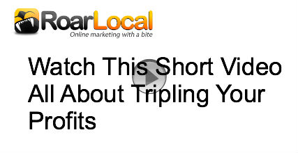 8 minute video about tripling your profits
