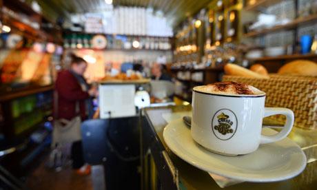 Costa breaks through £1bn sales mark as tax anger leaves Starbucks suffering